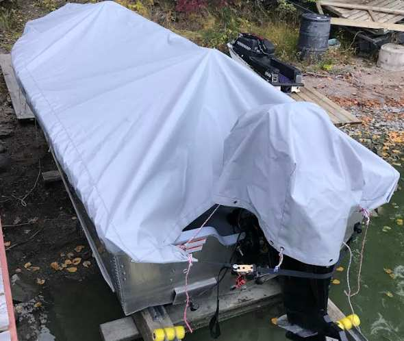 G3 Boat Cover