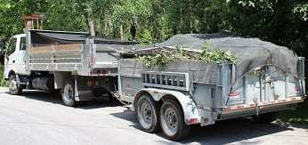 Roll tarps and utility trailer covers