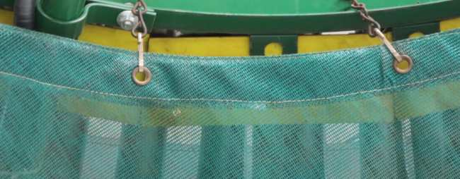 FR Conveyor mesh
