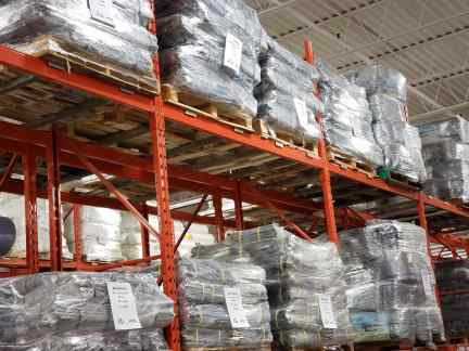 We carry a wide selection of standard tarps